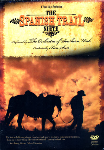 Old Spanish Trail DVD