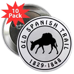 Old Spanish Trail Stickers